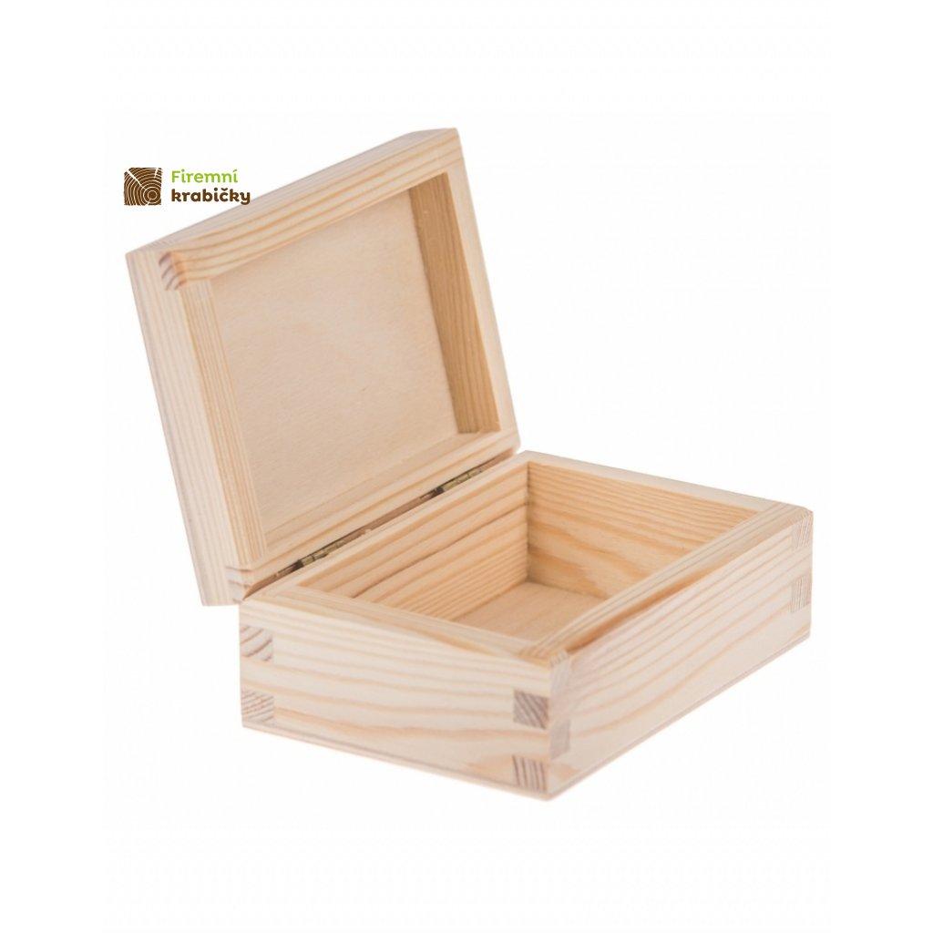 11789 drevena krabicka