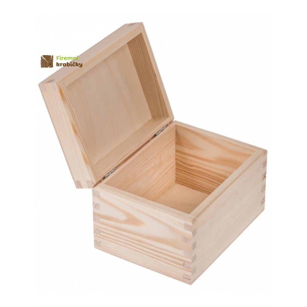 11792 drevena krabicka