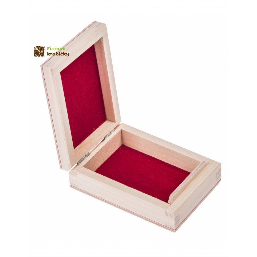 11795 drevena krabicka tara s vystylkou