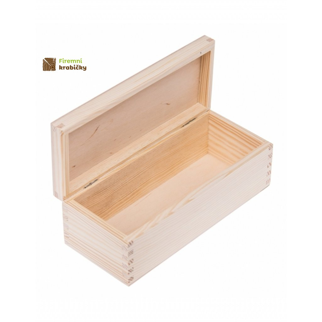 11804 drevena krabicka