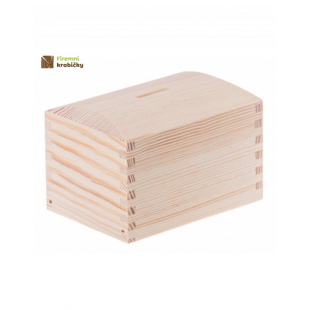 11975 drevena pokladnicka 13 4x9 5x8 4 cm