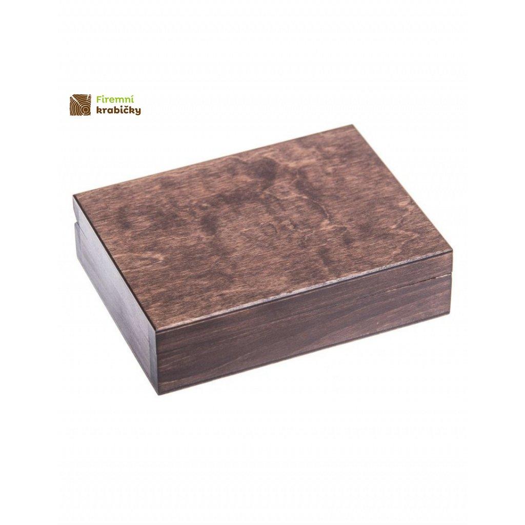 13115 drevena krabicka lana