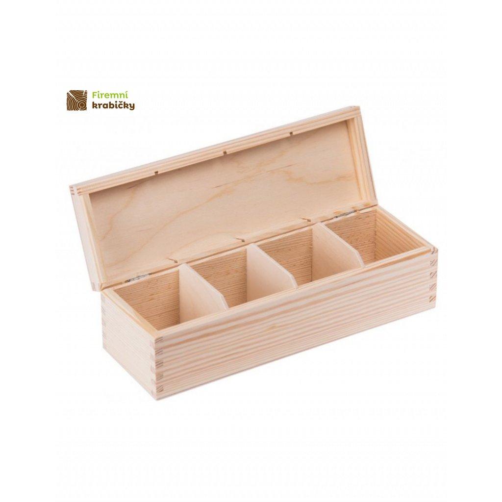 13127 drevena krabicka nela