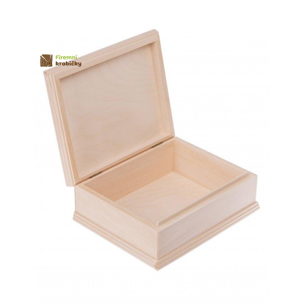 13229 drevena krabicka leon
