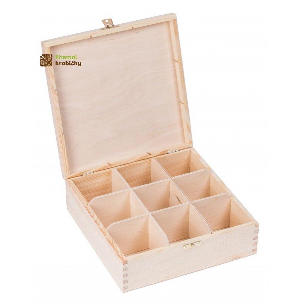 13298 drevena krabicka nela 9 z