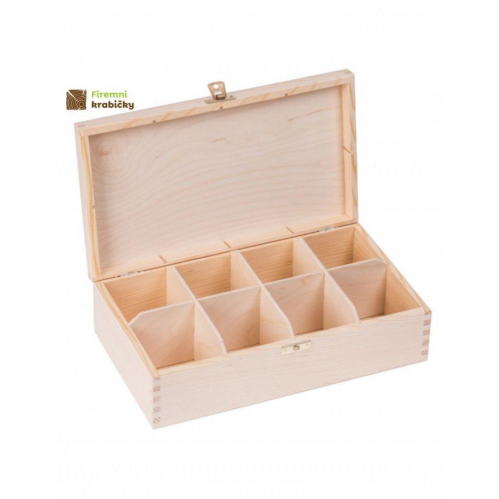 13304 drevena krabicka box na caje 2