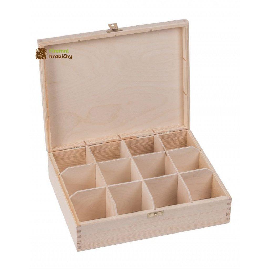 13388 drevena krabicka nela 12 se sponou