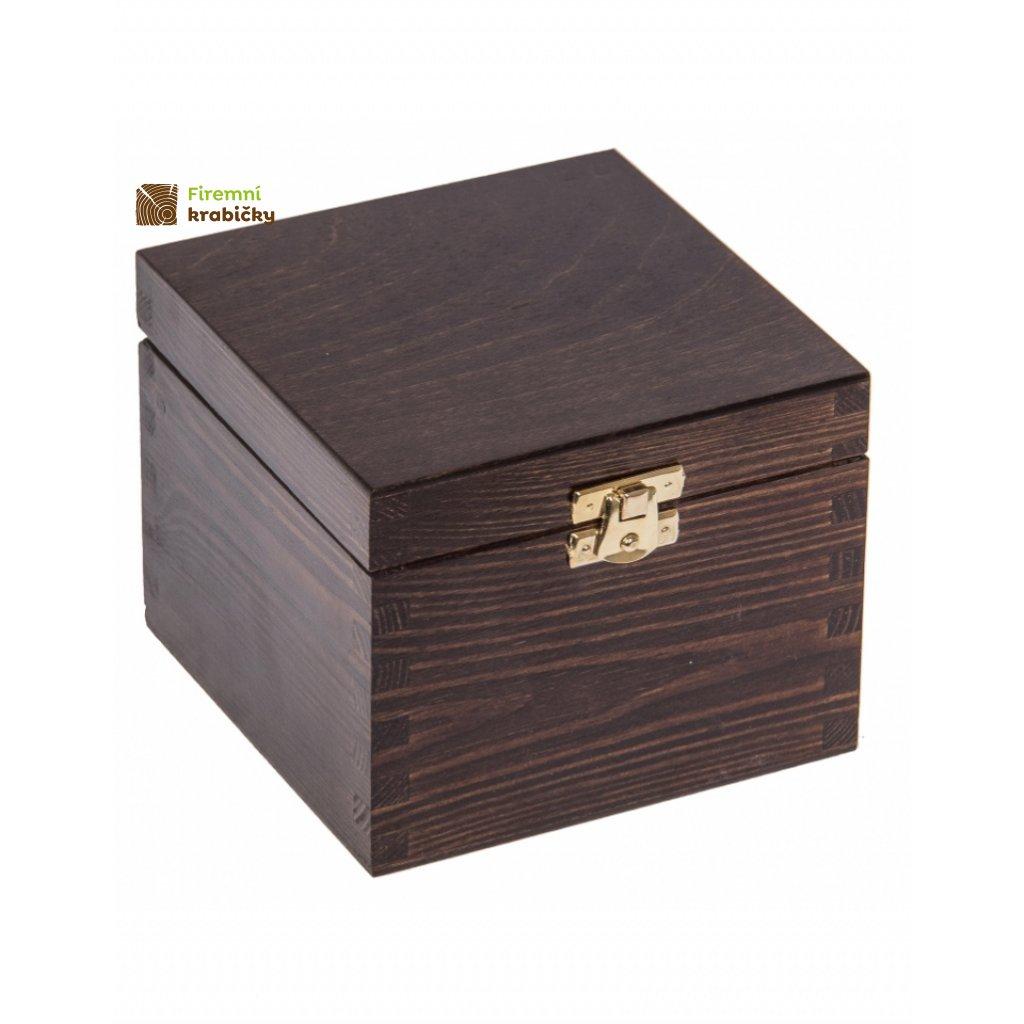 13406 drevena krabicka 13 5x13 5x10 5cm