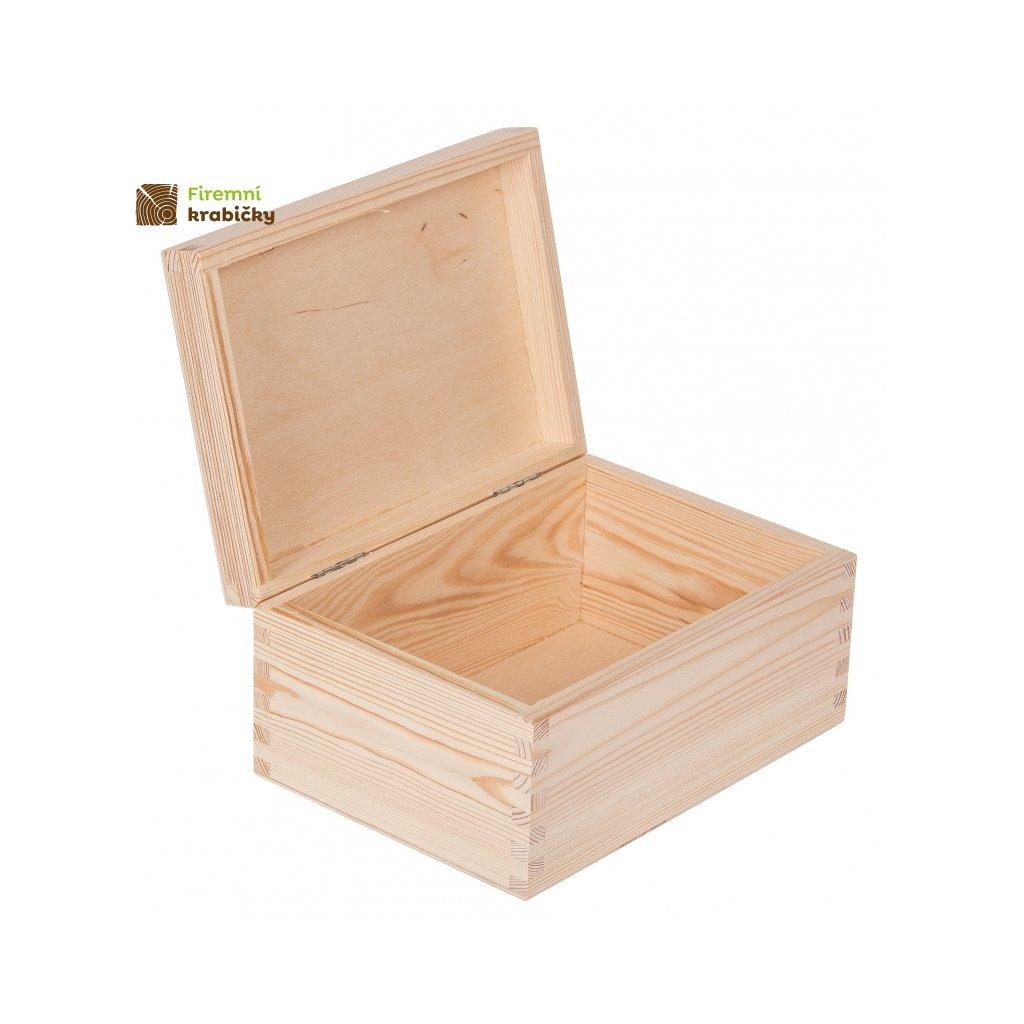 drewniane pudelko 22x16x105