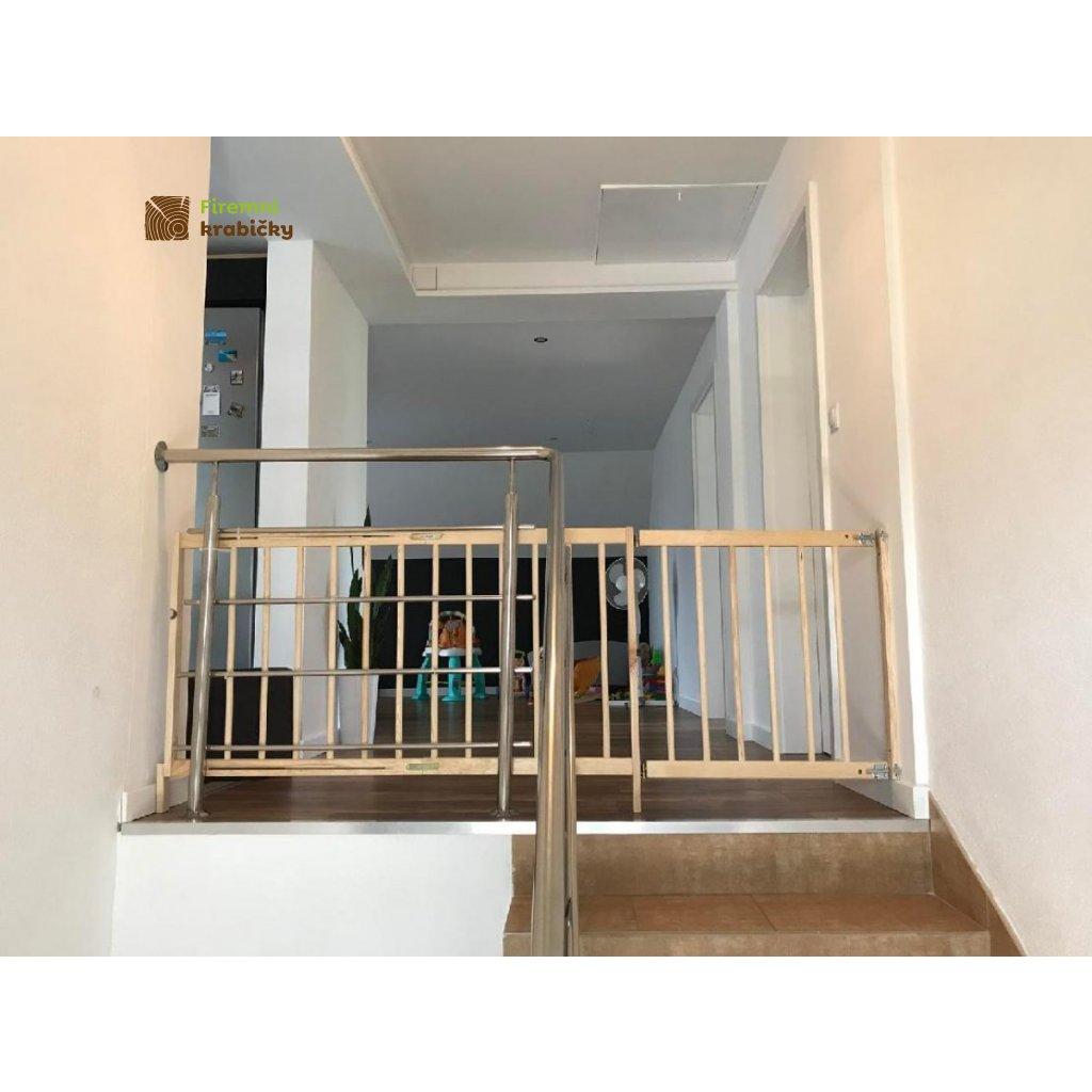 9398 zabrana dvere schody 102 160 cm vyska 82 cm
