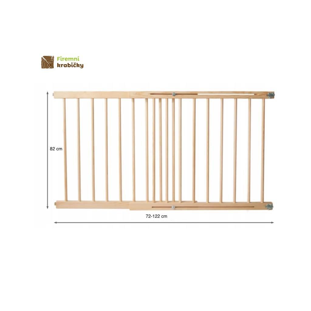 9401 zabrana dvere schody 72 122 cm vyska 82 cm