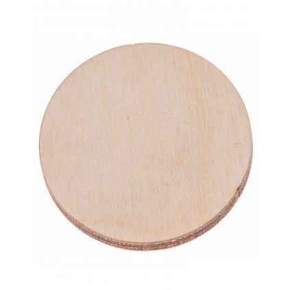 drewniane kolko 45cm 6mm