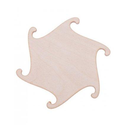 podkladka puzzle 10x10 cm