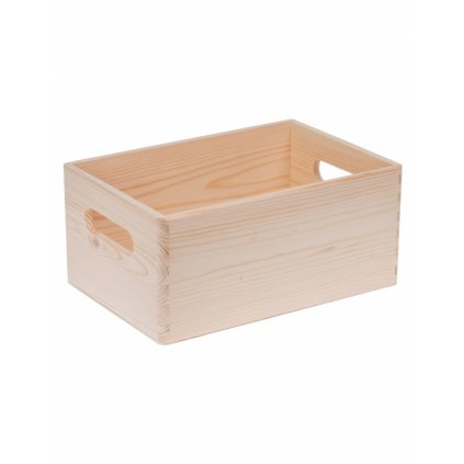 11822 uschovny dreveny box