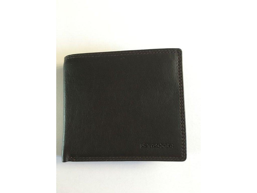 Pánská kožená peněženka Samsonite Attack SLG