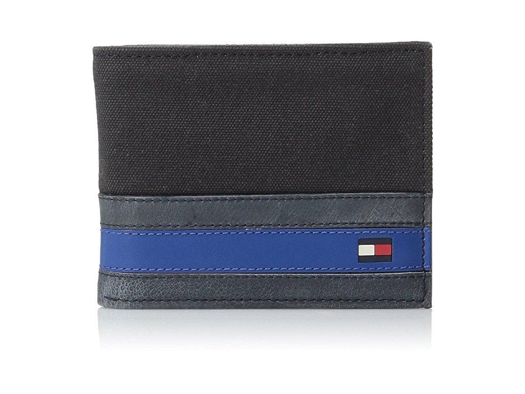 Pánská peněženka Tommy Hilfiger Men's Exeter Blue