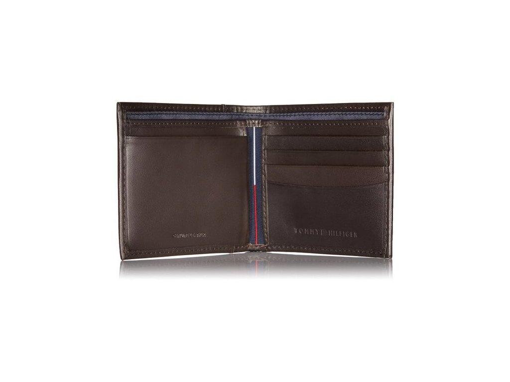 Peněženka Tommy Hilfiger Cambridge pánská hnědá - Firstshop.cz 96cb454ea4