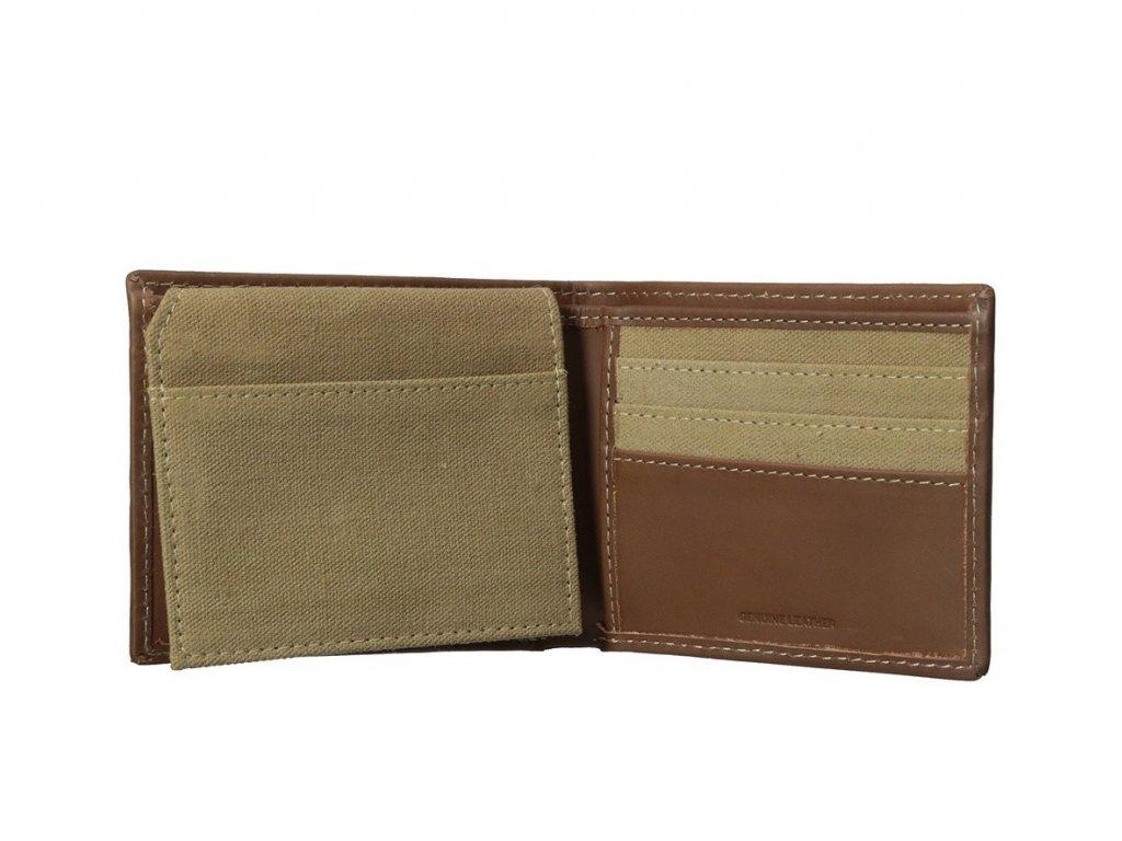 Pánská peněženka Timberland Bifold Passcase plátno - Firstshop.cz 9df7278cdb