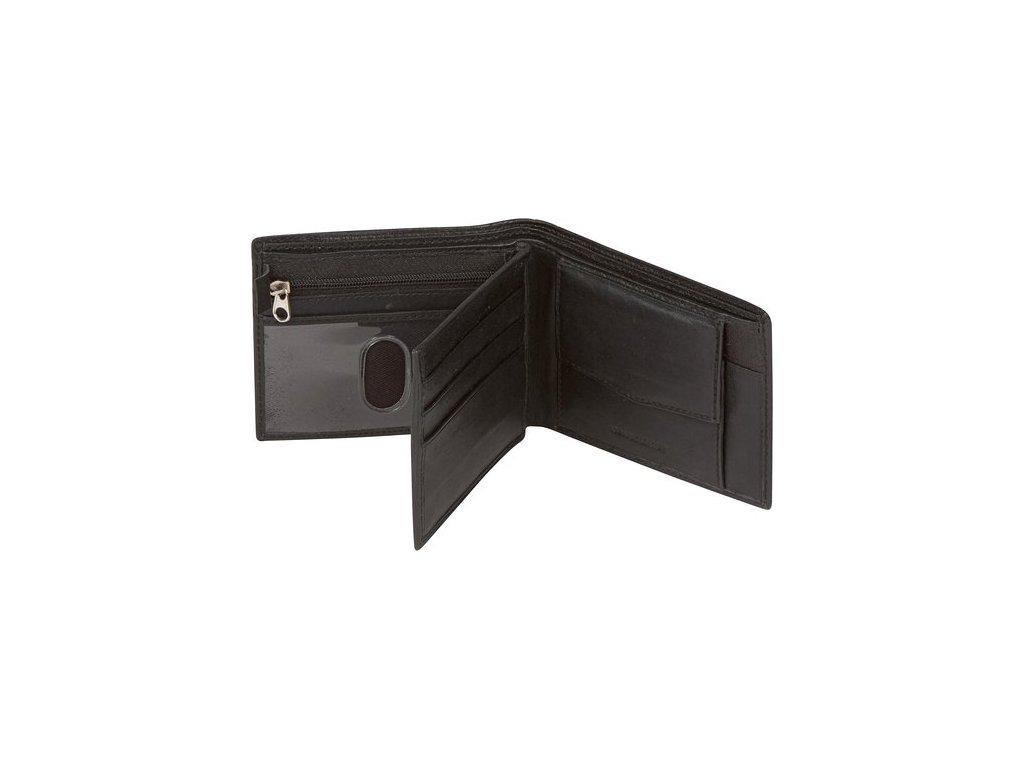 Pánská kožená peněženka Sakkas