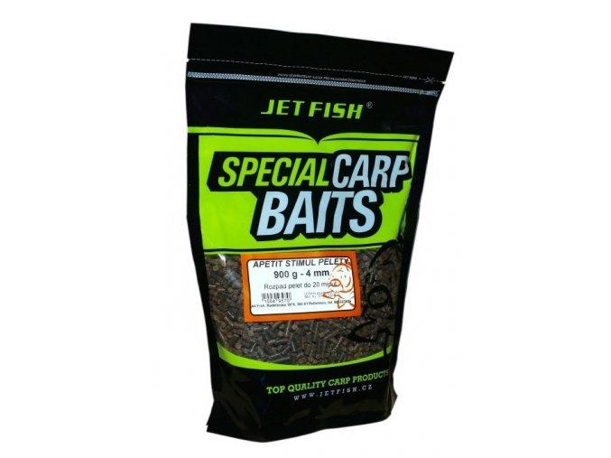 jet fish apetit stimul pelety 4mm 900g