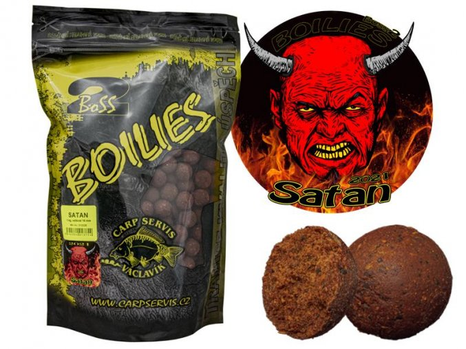 Václavík Boilies Satan 1kg