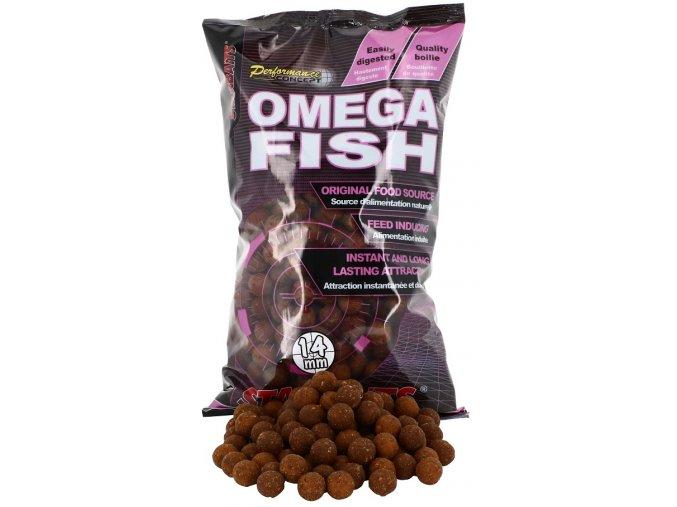Starbaits Omega Fish 1kg