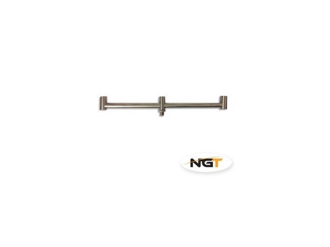NGT Hrazda Buzz Bar Stainless Steel 3 Rod30cm