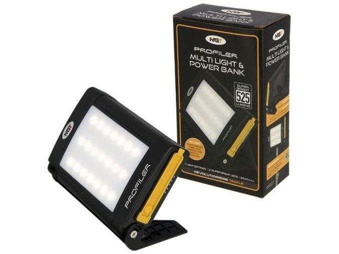 ngt svetlo profiler 21 led light solar