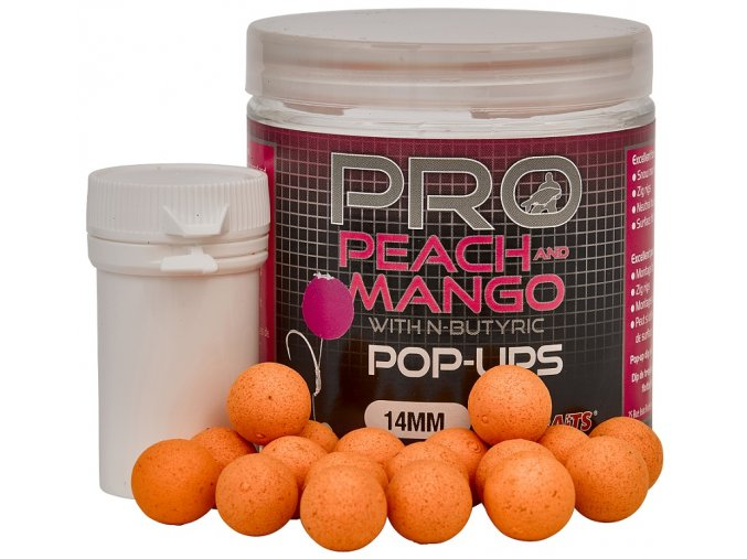 Starbaits Peach & Mango