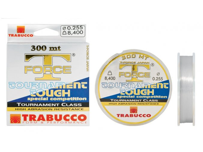 TRABUCCO VLASEC T-FORCE TOURNAMENT TOUGH 300M