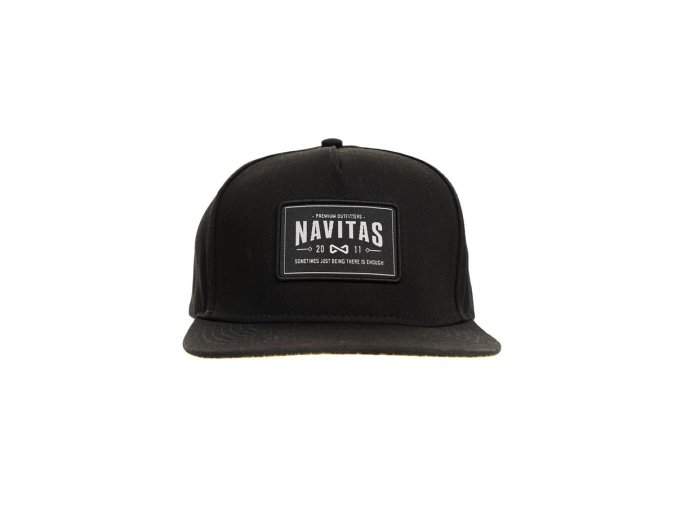 Navitas MFG Snapback Cap Black