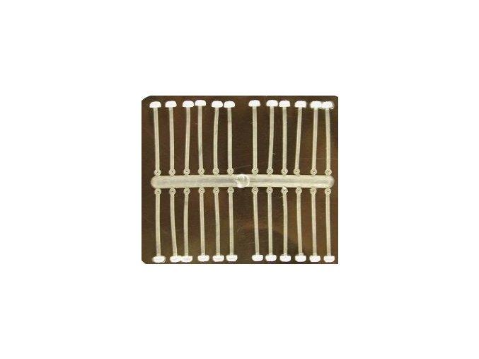extra carp silicone boilie holder 30mm 24ks