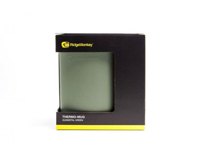 RidgeMonkey ThermoMug Gunmetal Green Mug