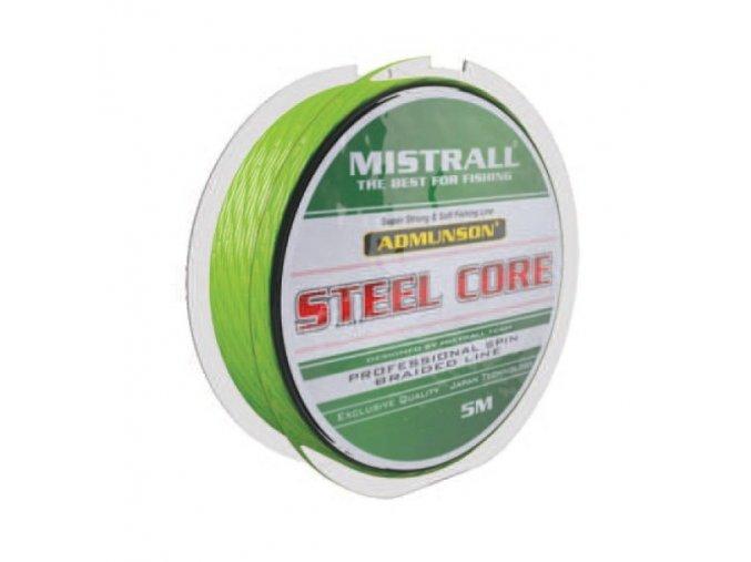pletena snura s olovenym jadrem mistrall admuson steel core