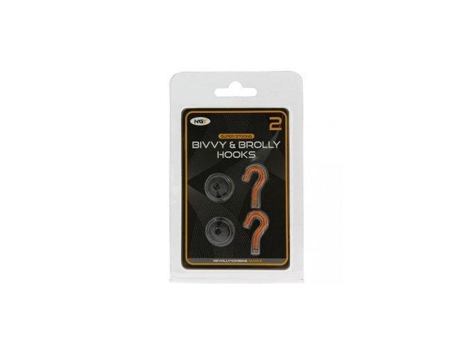 ngt magneticky hacek bivvy brolly hooks 2ks (1)