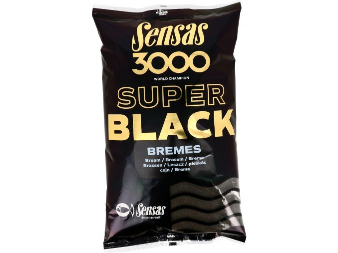 3000 Super Black (Cejn-černý) 1kg
