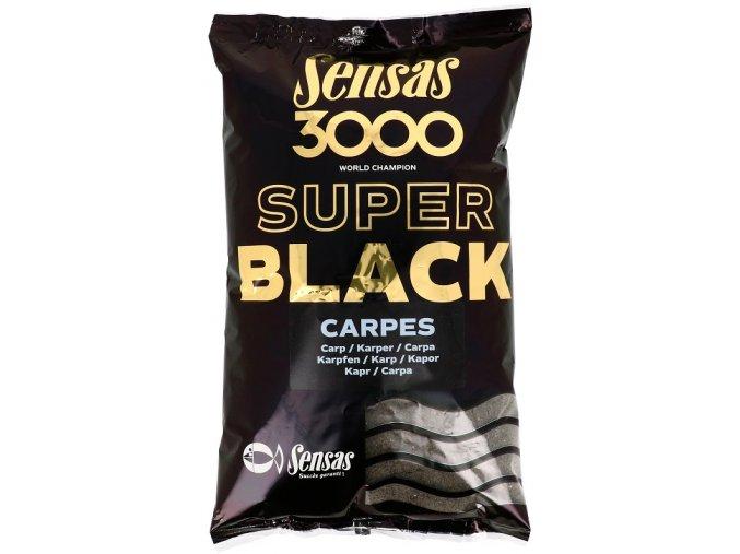 3000 Super Black (Kapr-černý) 1kg