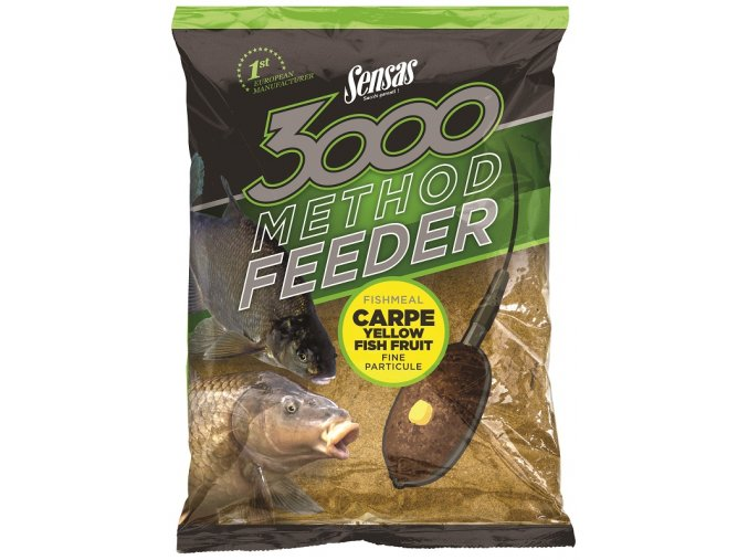 3000 Method Carpe Yellow 1kg