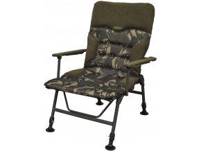 Křeslo s područkami CAM Concept Recliner Chair