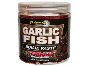 Starbaits Garlic Fish