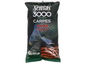3000 Carpes Rouge 1kg