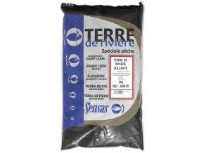 Sensas Terre De Riviere 3kg (hlína)