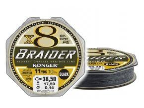 Konger Braider 8x 10m