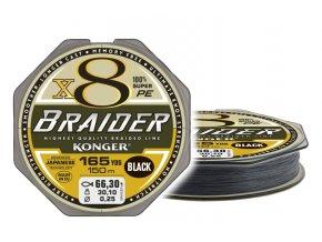 Konger Braider x8 150m