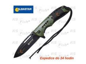 Albastar® Nůž Albastar vyhazovací - zelený
