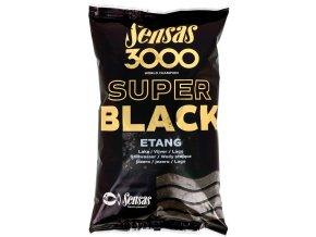 3000 Super Black (Jezero-černý) 1kg