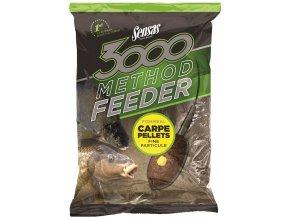 3000 Method Carpe Pellets 1kg