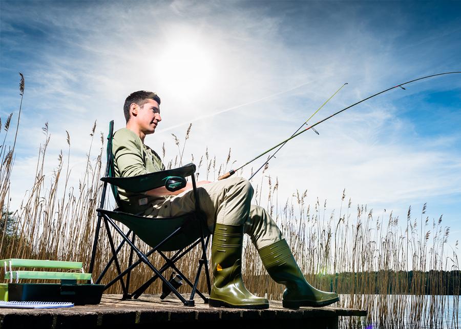 5 vecí ktoré musí rybár začiatočník mať