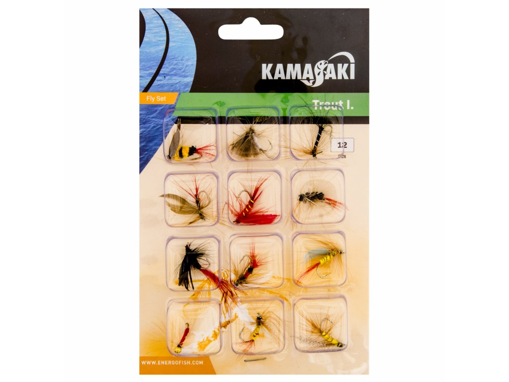 KAMASAKI FLY SET