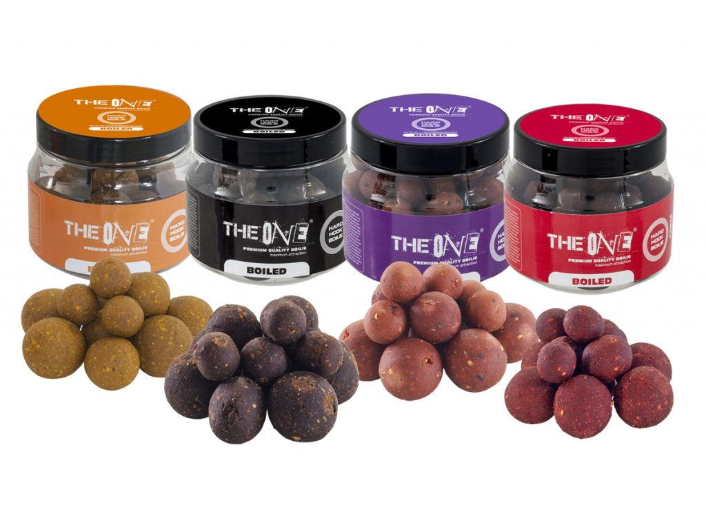 THE ONE HOOK BOILIES